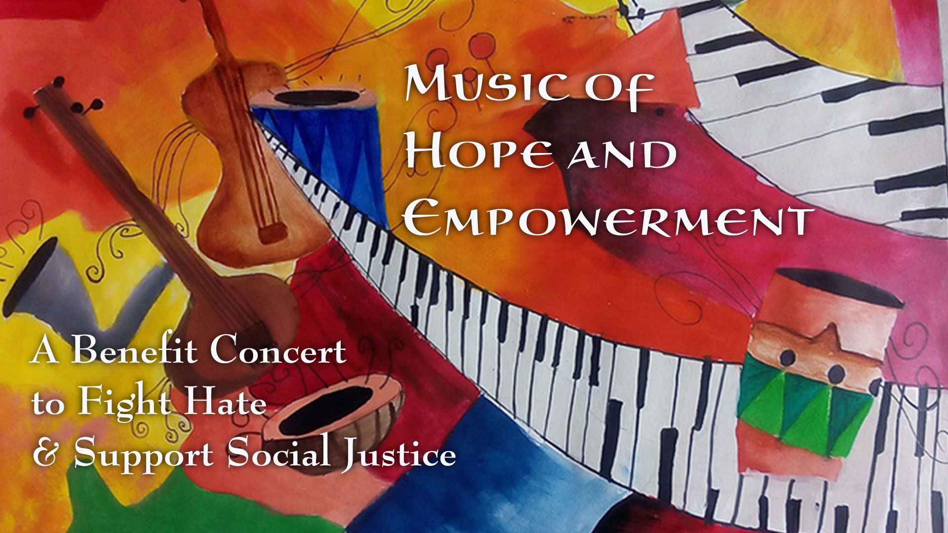 Music of Hope and Empowerment